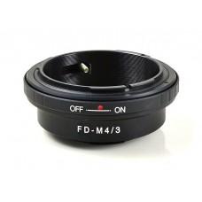 Canon FD-Micro 4/3 Lens Adapter