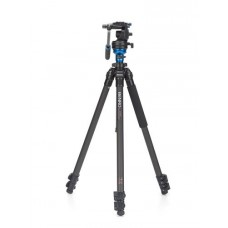 Benro C1573FS2 Carbon Video Tripod + S2 head