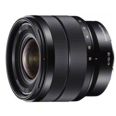 Sony E 10-18mm f4