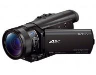 Sony FDR-AX100E 4K Handycam