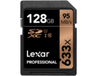 Lexar Professional SDHC 633x