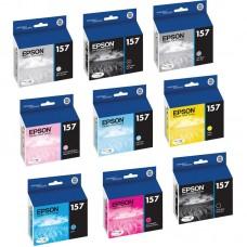 Epson 157 Series UltraChrome K3 Inks for R3000