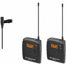 Sennheiser EW 112P G3-B wireless reporting set