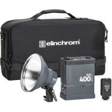 Elinchrom ELB 400  Action To Go Set INDENT ORDER