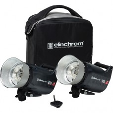 Elinchrom ELC 500 Pro HD 2 Head Kit INDENT ORDER
